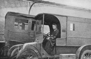 Curie van