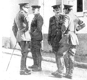 Percival & Generals