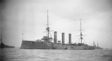 HMS Cornwall