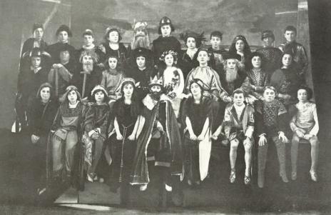 Hamlet 1915