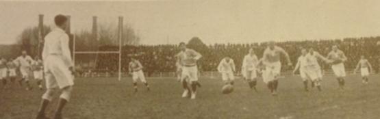 England v France 1914