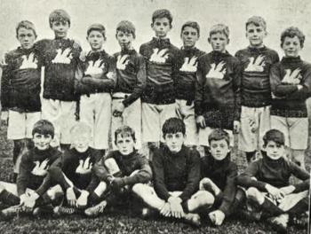 1915 Rugger Team